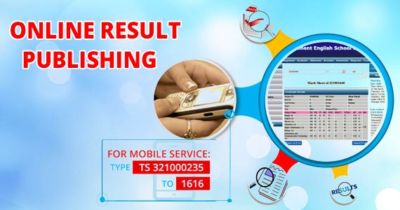 Online Result Publishing